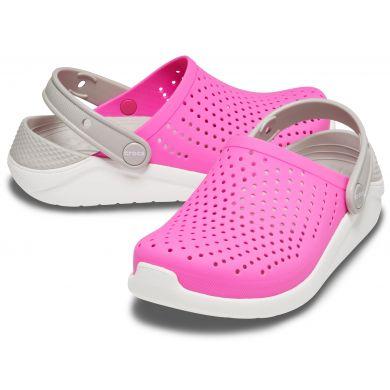 LiteRide Clog K Electric Pink/White