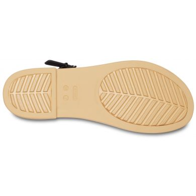Crocs Tulum Sandal W Black/Tan