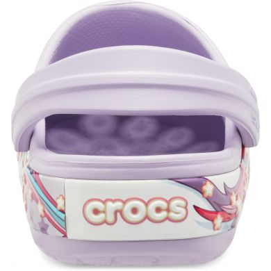 Crocs FunLab Unicorn Band Cg K Lavender