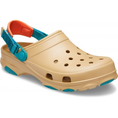 Classic All Terrain Clog Tan