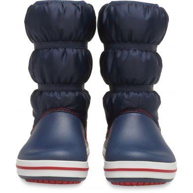 Crocband Winter Boot K Navy/Red