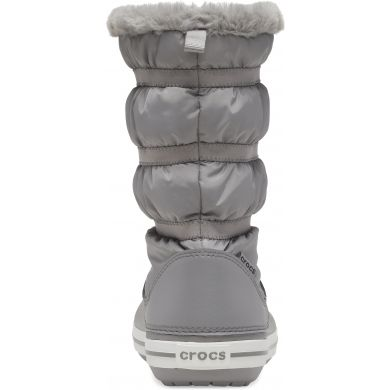 Crocband Boot W Smoke/Smoke