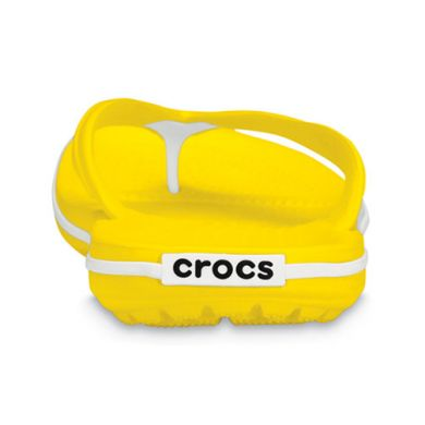 Crocband Flip  Yellow