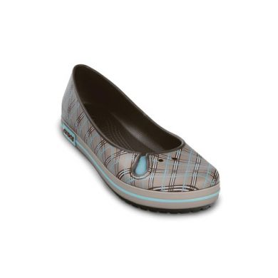 Crocband Flat Plaid