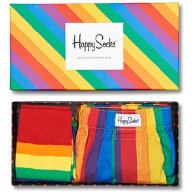 Dárková krabička Happy Socks Pride, pánská