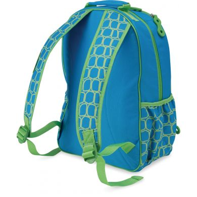 Medium Croco Backpack