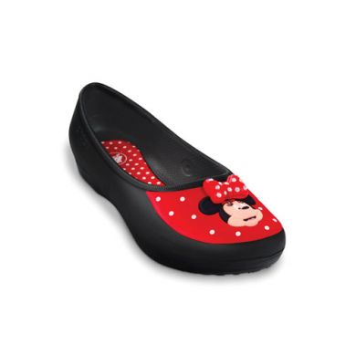 Sparkle Minnie Mouse Custom Flat