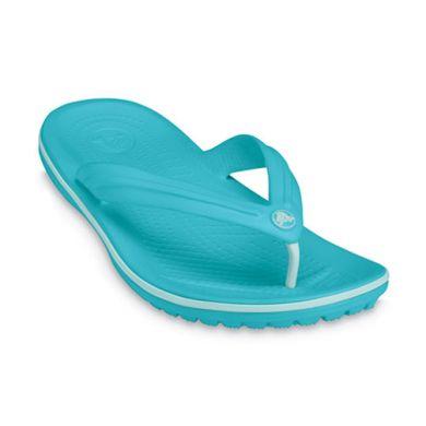 Crocband Flip  Aqua/Sea Foam