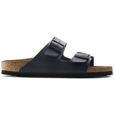 Modré pantofle Birkenstock Arizona Birko-Flor