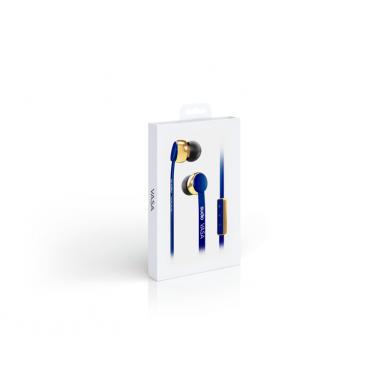 Sluchátka Sudio VASA pro Android - MODRÁ