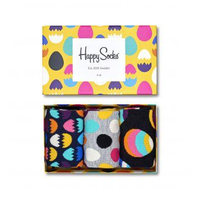 Dárkový box ponožek Happy Socks Easter - 3 páry