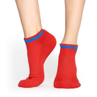 Nízké ponožky Happy Socks, vzor Big Dot - dva páry // KOLEKCE ATHLETIC