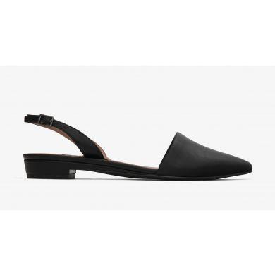 Černé dámské sandály Matt & Nat Cory