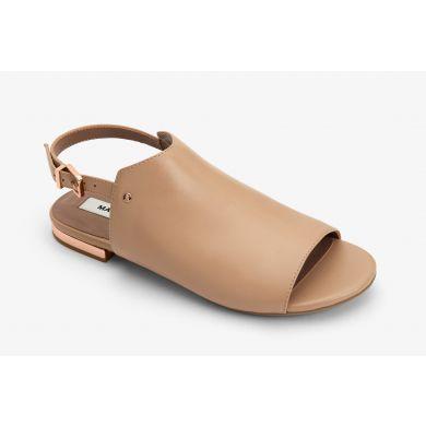 Béžové dámské sandály Matt & Nat Darla