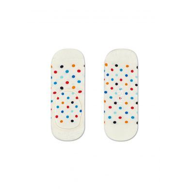 Nízké ponožky Happy Socks, vzor Dot - 3 páry