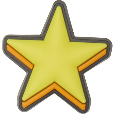 Odznáček Jibbitz - Star Charm