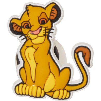 Odznáček Jibbitz - Lion King Simba