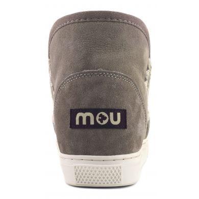Dámské šedé válenky Mou Eskimo Sneaker