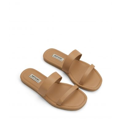 Dámské béžové pantofle Matt & Nat Pippa