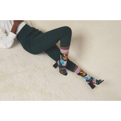 Dámské barevné ponožky Happy Socks Betty // kolekce Hysteria