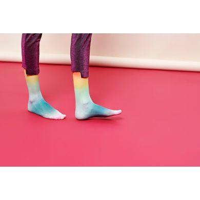 Dámské barevné podkolenky Happy Socks Mia II // kolekce Hysteria