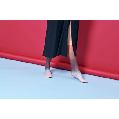 Dámské barevné podkolenky Happy Socks Mia I // kolekce Hysteria