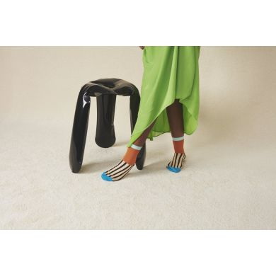 Dámské barevné ponožky Happy Socks Val // kolekce Hysteria