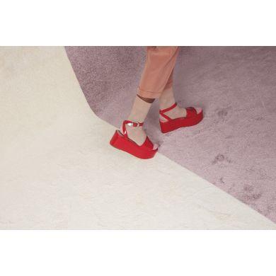 Dámské růžové ponožky Happy Socks Viktoria // kolekce Hysteria