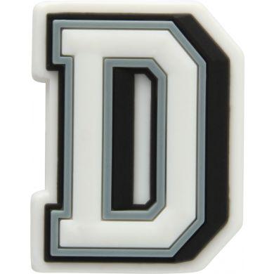 Jibbitz Letter D