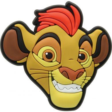 Odznáček Jibbitz - Lion Guard Kion