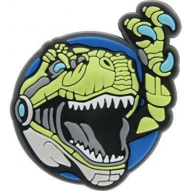Odznáček Jibbitz - Jibbitz Robosaur Rex