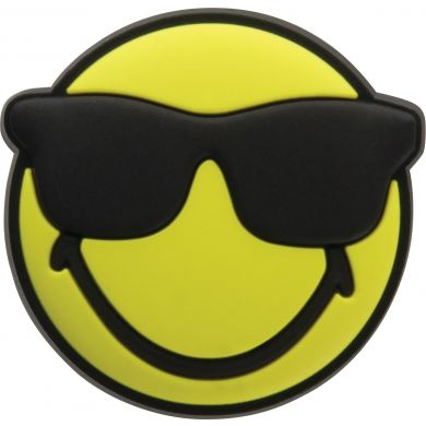 Odznáček Jibbitz - Smiley Brand Sunglasses