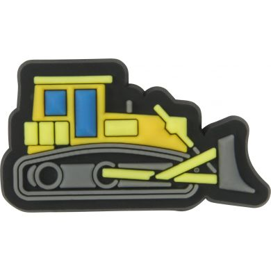 Odznáček Jibbitz - Construction Vehicles 3-Pack