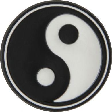 Odznáček Jibbitz - Yin Yang Symbol