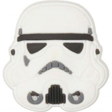 Odznáček Jibbitz - Star Wars Stormtrooper Helmet