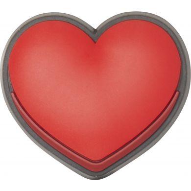 Odznáček Jibbitz - Heart