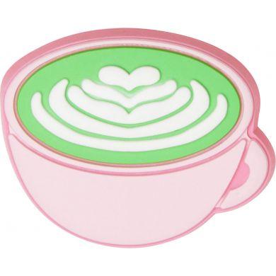 Odznáček Jibbitz - Matcha Tea