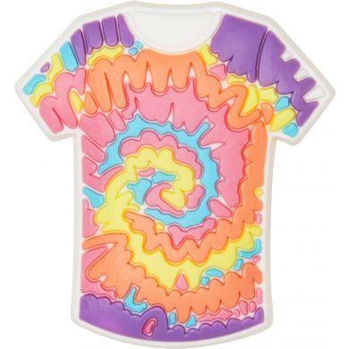 Odznáček Jibbitz - Tie Dye Shirt