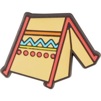 Odznáček Jibbitz - Camping Tent