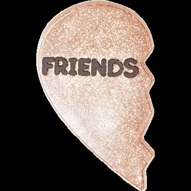 Odznáček Jibbitz - Glitter Friends