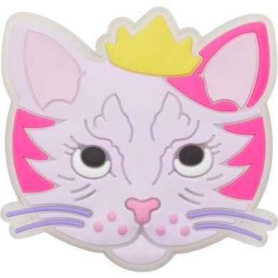 Odznáček Jibbitz - Kitty Cat