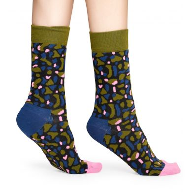 Zeleno-modré ponožky Happy Socks X Wiz Khalifa
