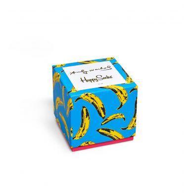 Dárková krabička Happy Socks Andy Warhol