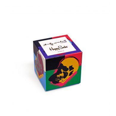 Dárková krabička Happy Socks x Andy Warhol
