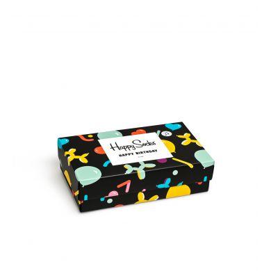 Hrací dárková krabička Happy Socks Balloon Animal Birthday