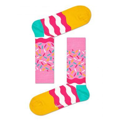 Dárkový box ponožek Happy Socks Happy Birthday - 3 páry