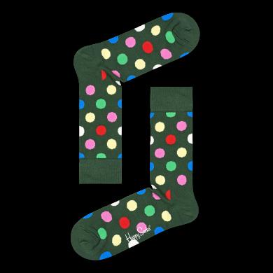 Dárkový box ponožek Happy Socks Holiday Dots - 1 pár