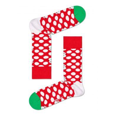 Dárkový box ponožek Happy Socks Christmas - 2 páry