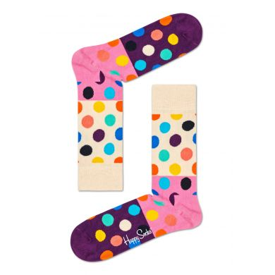 Dárkový box ponožek Happy Socks Dot - 4 páry