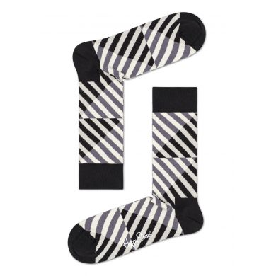 Dárková krabička Happy Socks Black & White